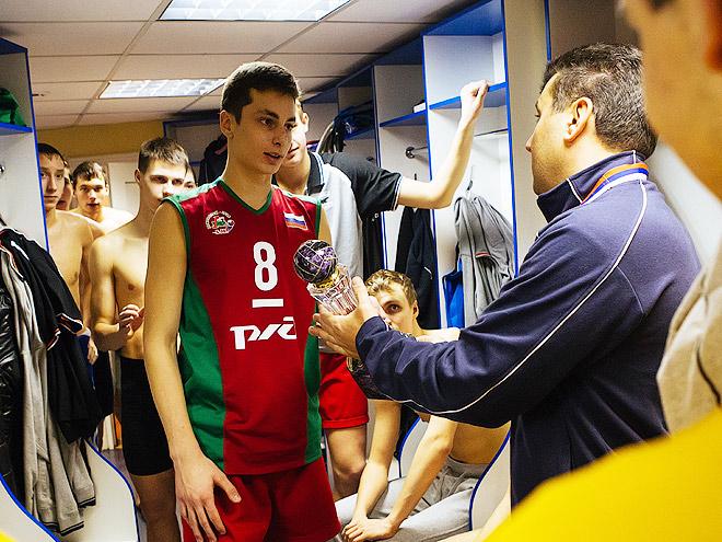 МГУ отпраздновал 260-летие праздником баскетбола