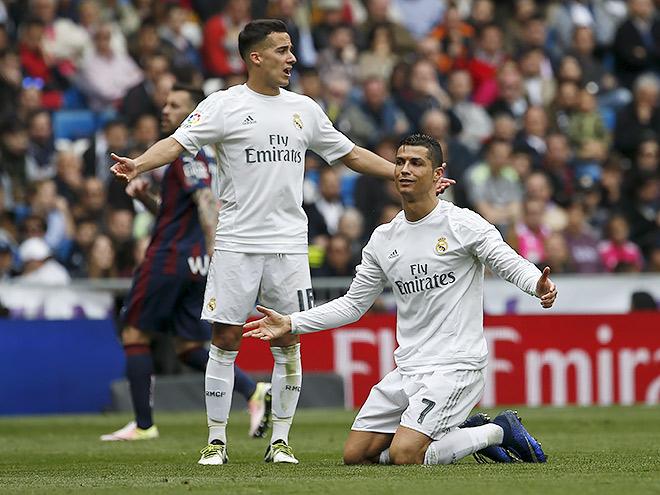 «Реал» — «Эйбар» — 4:0