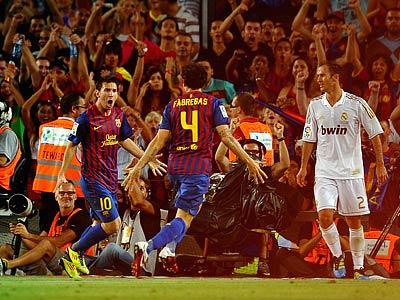 Такого футбола много не бывает!