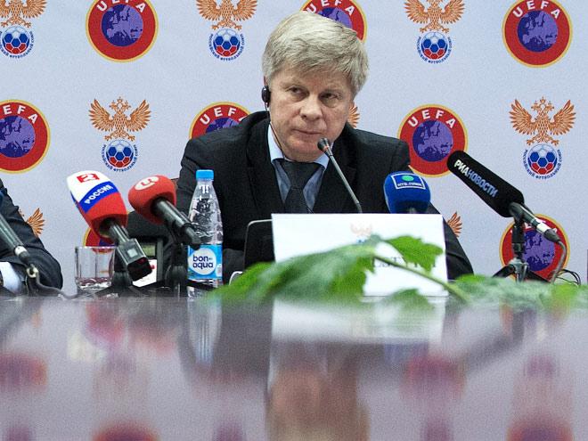 Чебан, Гаджиев и другие о работе Толстых в РФС