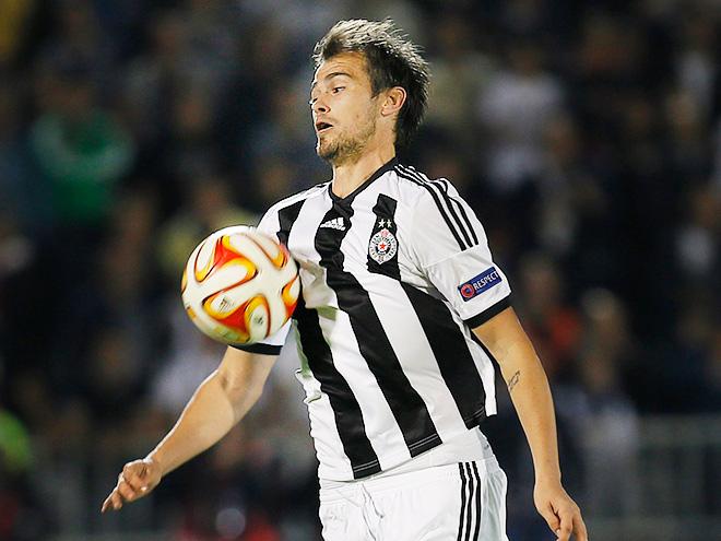 Данко Лазович вновь наслаждается футболом