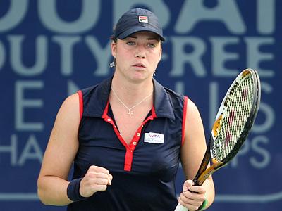 Клейбанова: русских теннисисток стало очень много