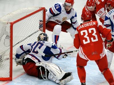 Константин Барулин прокомментировал игру с Данией