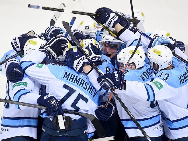 Чем «Сибирь» похожа на «Динамо»?