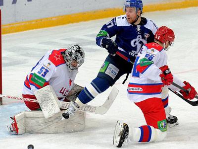 """Динамо"" - ЦСКА - 2:1 Б"