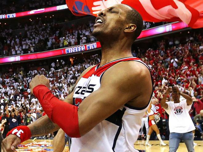 «Вашингтон» победил «Атланту» и повёл в серии 2-1