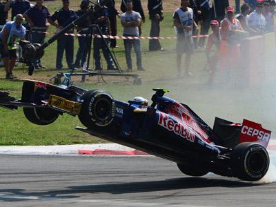 Формула-1. Гран-при Италии, Монца: трасса и погода