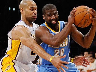 """НБА-2011/12. Из жизни """"жучков"""". День 7-й"""