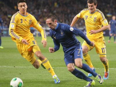 Лучшие победы сборной Украины