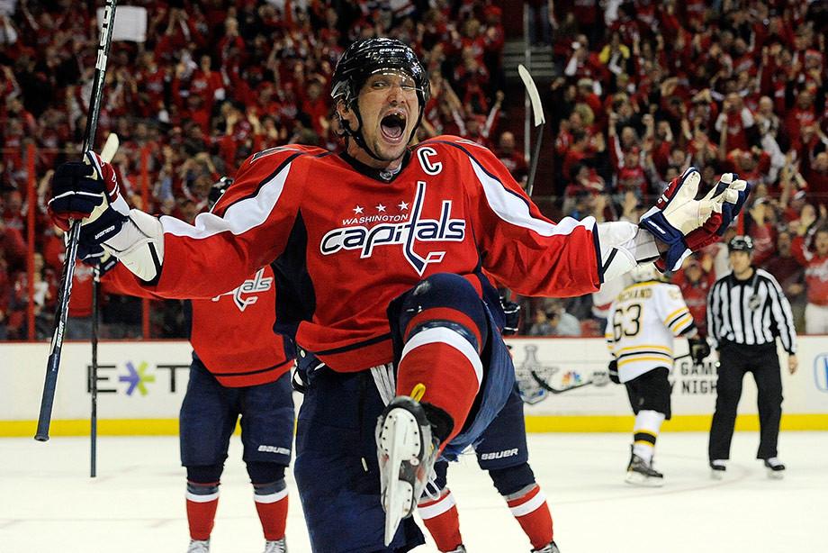 Овечкин – самый молодой. 10 главных выводов из первой части сезона НХЛ