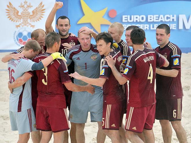 Евролига пляжного футбола