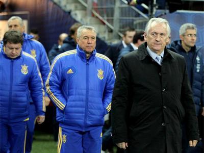 Михаил Фоменко подвёл итоги 2013 года для сборной