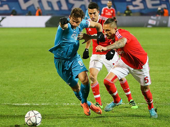 Маурисио — о «Зените», Лиге чемпионов, РФПЛ и шансах на чемпионство