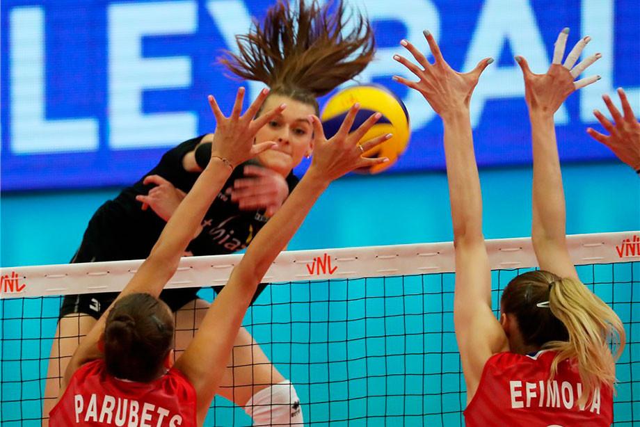Россия проиграла Бельгии на третьем этапе Лиги наций, обзор матча