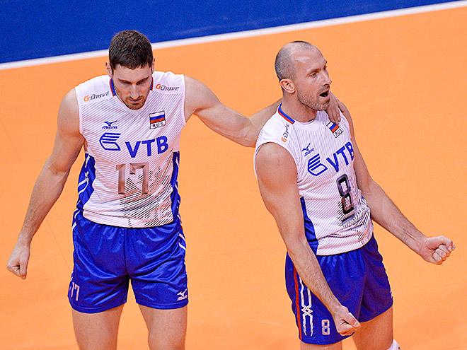 Выиграв у болгар, россияне сыграют в полуфинале