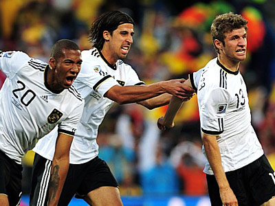 Castrol Index: анонс матча Аргентина - Германия