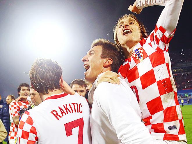 Сборная Хорватии на ЧМ-2014 по футболу
