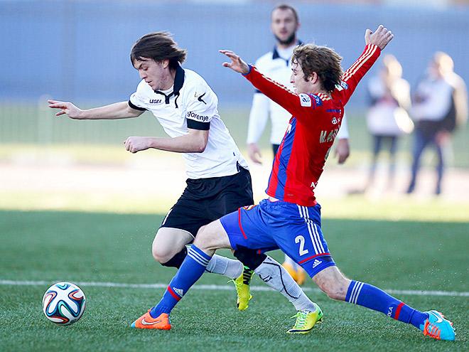 Pinatar Cup. ЦСКА – «Торпедо» – 1:2