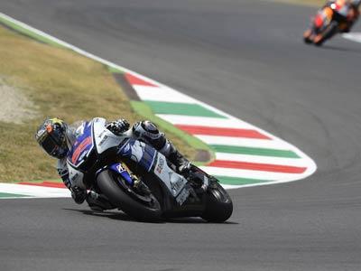 Обзор Гран-при Италии MotoGP-2012 на трассе «Муджелло»