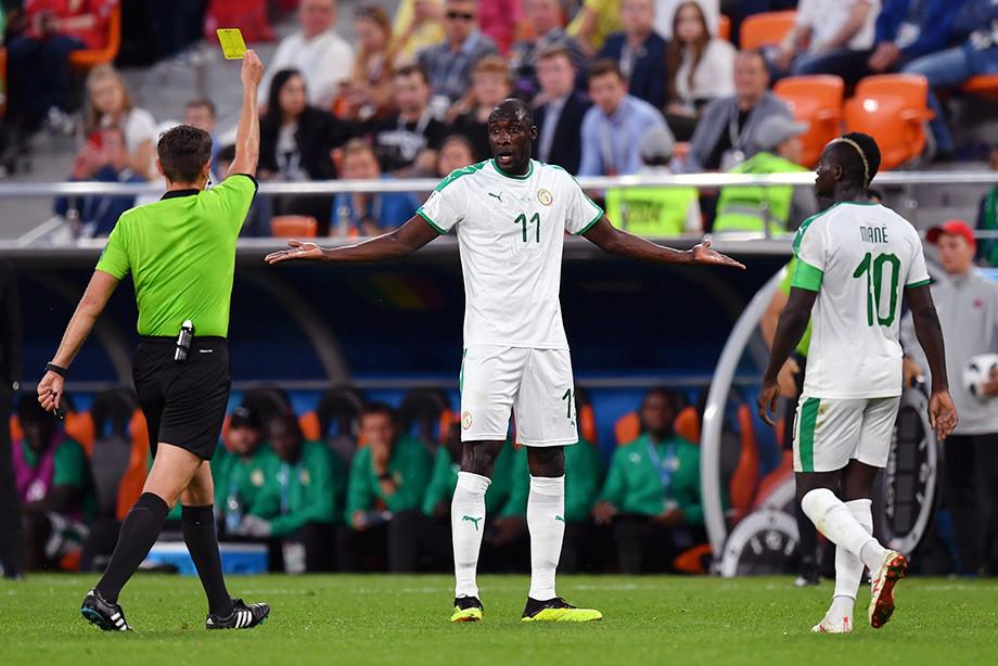 ЧМ-2018. ФИФА. Fair Play. Сенегал, Япония