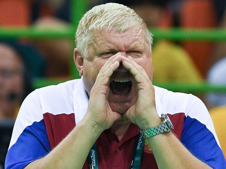 Торгованов останется основным тренером мужской сборной Российской Федерации