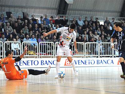 19-й тур чемпионата Италии по мини-футболу