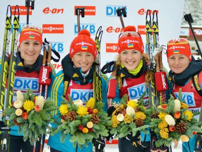 Женская сборная Украины выиграла «серебро»