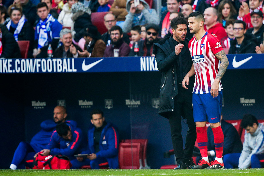 У «Атлетико» есть игрок, который может стать лидером. Он нужен Симеоне