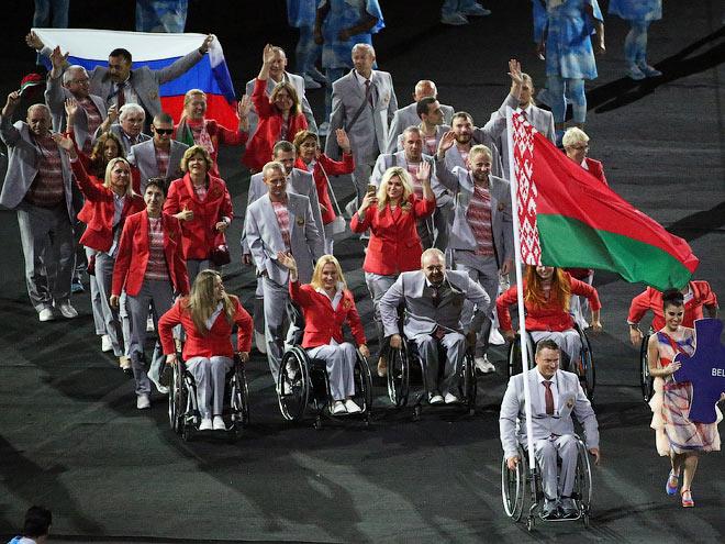 Мировые СМИ - об открытии Паралимпиады
