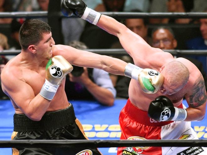 Главные бои августа в профи-боксе
