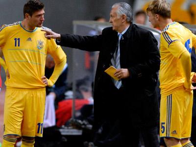 Тренер Украины о последних приготовлениях к Польше