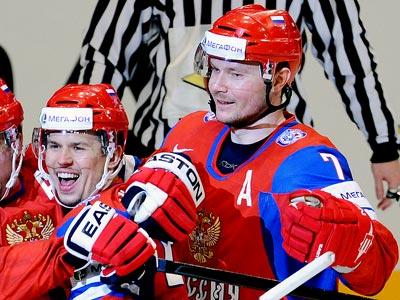 Защитники Илья Никулин и Дмитрий Калинин – о матче с Германией