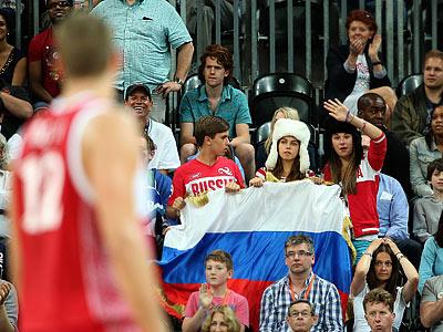 Лондон-2012. Баскетбол