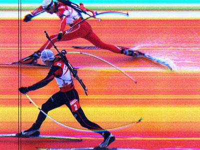 Олимпиада в Сочи. Фотофиниш