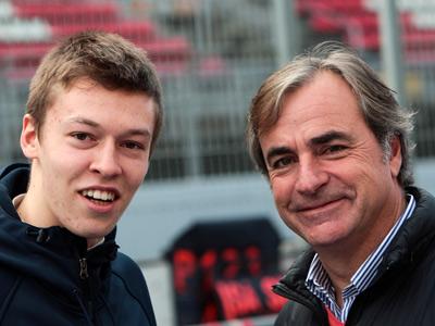 Превью сезона GP3 с Даниилом Квятом