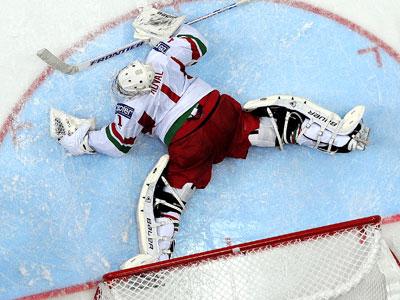 Белорусские хоккейные обозреватели оценили игру сборной Белоруссии