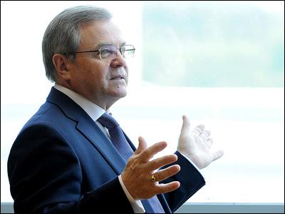 Президент КХЛ – о ханты-мансийской «Югре»