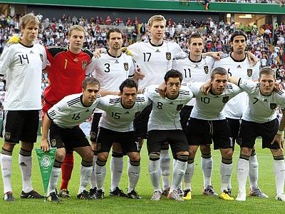 А всегда ли побеждают немцы?