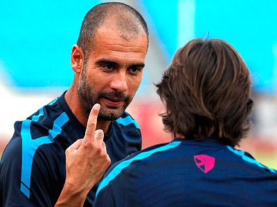 """""""Я единственный, кто должен решать в """"Барселоне"""""""