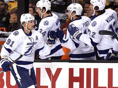 """Сёмин, Войнов и """"Тампа-Бэй"""" - в обзоре дня НХЛ"""
