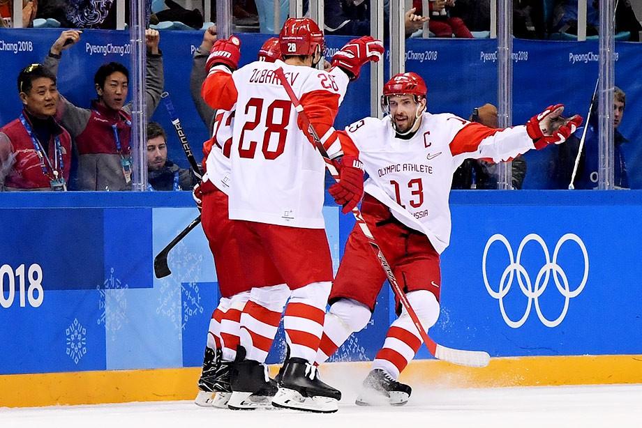 Германские СМИ оценили игру Российской Федерации сГерманией вфинале хоккейного турнира Олимпиады