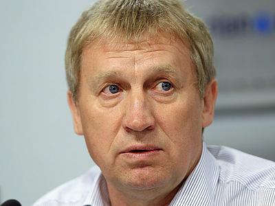 Польховский: команда не испытывает никаких проблем