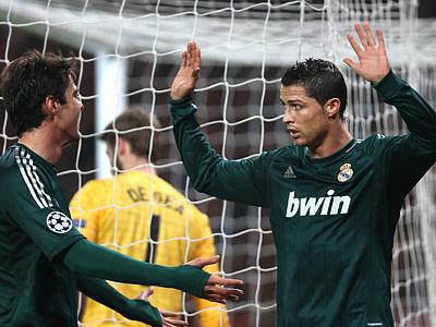«Реал» одолел по сумме двух матчей «МЮ»