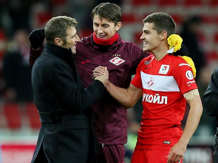 Футболисты «Спартака» могут играть лучше, чем вматче с«Уралом»— Каррера