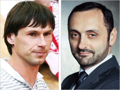 Егор Титов и Николай Петросян