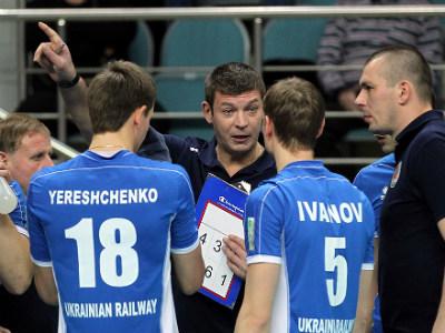 Наставник сборной Украины о победе на втором этапе