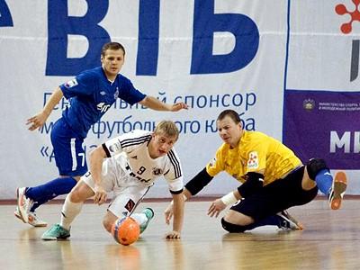 Обзор 1/4 финала Кубка России по мини-футболу