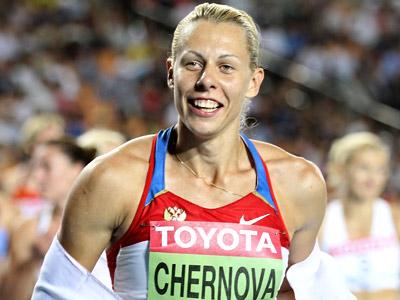 Чернова: в спорте всегда побеждает сильнейший