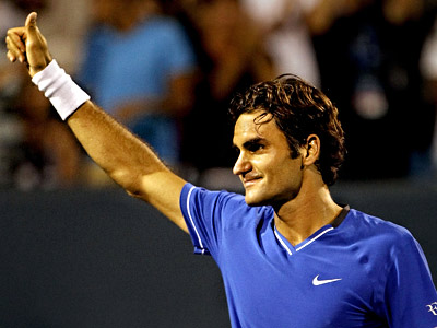 Федерер продолжает побеждать в Цинциннати