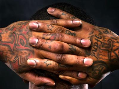 Джей Ар Смит раньше ненавидел татуировки